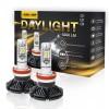 Светодиодные автолампы CARLAMP Day Light H3 (DLH3)