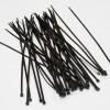 Хомуты пластиковые BELAUTO Черные 2,5x200 мм (B25200)