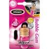 Ароматизатор Aroma Car Wood Bubble Gum