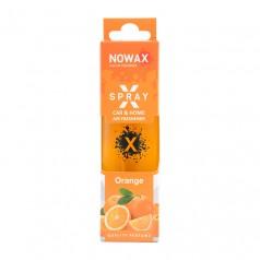 Ароматизатор Orange 50мл с распылителем NOWAX X Spray (NX07595)
