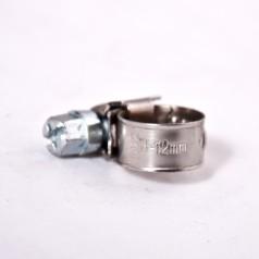 Хомут нержавеющий PROFI (W2) 8-12 мм