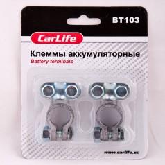 Клеммы АКБ CARLIFE BT103 свинец