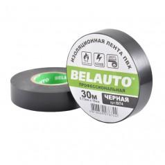 Изолента BELAUTO черная 30 м (BI74)