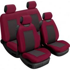Авточехлы универсальные Beltex Comfort комплект гранат без подголовников 52510