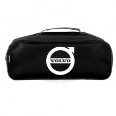 Сумка-органайзер в багажник черная полиэстер BELTEX Volvo (SU60)
