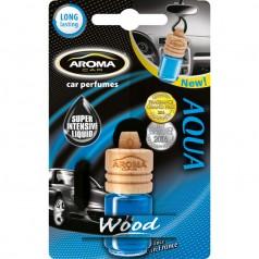 Ароматизатор Aroma Car Wood Aqua