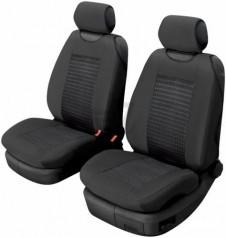 Авточехлы универсальные Beltex Comfort 1+1 графит без подголовников 51310