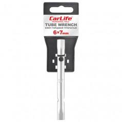 Ключ торцевой трубчатый CARLIFE 6х7 мм WR2007