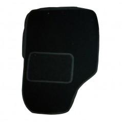Ворсовые коврики универсальные Beltex тип B Carrera черные (5502_b)
