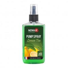 Ароматизатор Nowax Pump Spray 75 мл Lemon tea (NX07518)