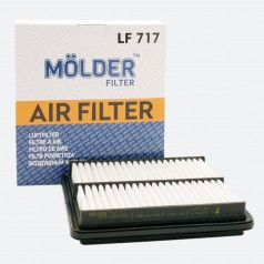 Фильтр воздушный MOLDER LF717 (аналог WA6250/LX827/C2229)