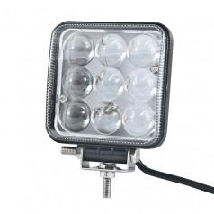 Доп LED фара BELAUTO BOL0903L 1800Лм (точечный)