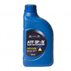 Трансмиссионное масло Mobis Hyundai ATF SP-IV 1 литр для 6-ступенчатых АКПП 04500-00115