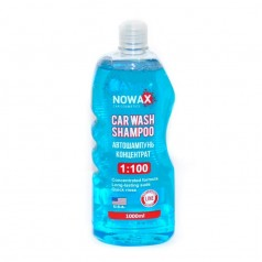 Автошампунь концентрат NOWAX (NX01000) Car Wash Shampoo 1 л