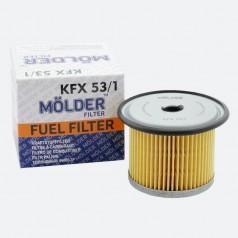 Фильтр топливный MOLDER KFX531 (аналог WF8021/KX63/1/P716)