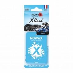 Ароматизатор на зеркало NOWAX X Card Sport (NX07532)