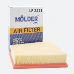 Фильтр воздушный MOLDER LF2521 (аналог WA9569/LX2631/C25101)