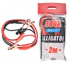 Пусковые провода ALLIGATOR BC631 CarLife 300A 2м пакет