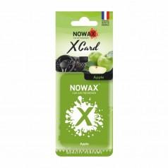 Ароматизатор на зеркало NOWAX X Card Apple (NX07537)