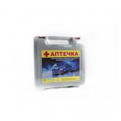 Аптечка пластиковая серая AMA1PL