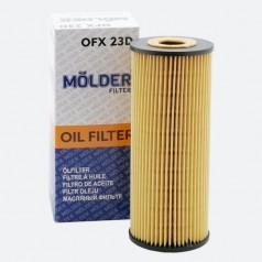 Фильтр масляный MOLDER OFX23D (аналог WL7304/OX133DE/HU7271X)