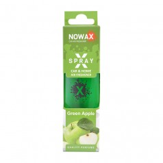 Ароматизатор Green apple 50мл с распылителем NOWAX X Spray (NX07603)