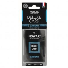 Ароматизатор целлюлозный 6 г Nowax Delux Card Diamond (NX07729)