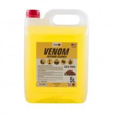Очиститель салона 5 л концентрат NOWAX VENOM Interior Cleaner (NX05126)