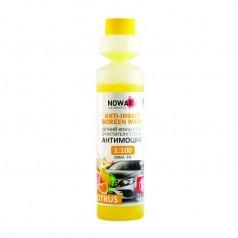 Омыватель стекла Летний концентрат 250 мл NOWAX Anti-Insect Sreen Wash Citrus (NX25025)