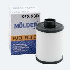 Фильтр топливный MOLDER KFX98D (аналог WF8366/KX208DEco/PU723X)