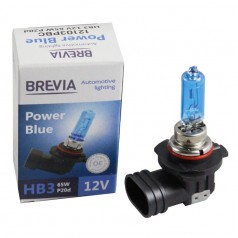 Галогеновая лампа BREVIA HB3 POWER BLUE 12103PBC