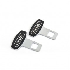 Заглушки в ремень безопасности CARLIFE металл SB310