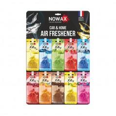 Планшет ароматизаторов Nowax X Bag микс 30 шт (NX07562)