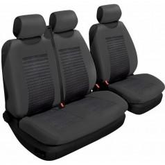 Авточехлы универсальные Beltex Comfort 2+1 Тип Б черные без подголовников 54210
