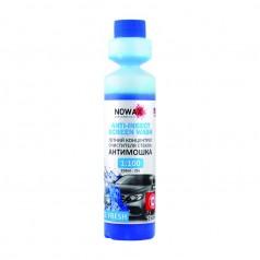 Омыватель стекла Летний концентрат 250 мл NOWAX Anti-Insect Sreen Wash Ice Fresh (NX25125)