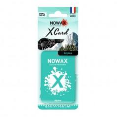 Ароматизатор на зеркало NOWAX X Card Alpine (NX07533)