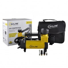 Автомобильный компрессор Solar однопоршневой 32л/мин 12 В AR207