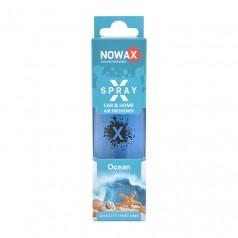Ароматизатор Ocean 50мл с распылителем NOWAX X Spray (NX07599)