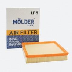Фильтр воздушный MOLDER LF9 (аналог WA6208/LX119/C26109)