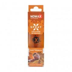 Ароматизатор Anti Tobacco 50мл с распылителем NOWAX X Spray (NX07606)