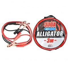 Пусковые провода ALLIGATOR BC633 CarLife 300A 3м сумка