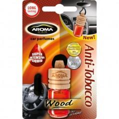 Ароматизатор Aroma Car Wood Anti-Tobacco Антитабак