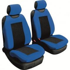 Авточехлы универсальные Beltex Comfort 1+1 синий без подголовников 51410