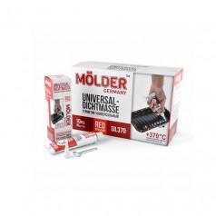 Силиконовый герметик Molder Universal-Dichtmasse Red SIL370