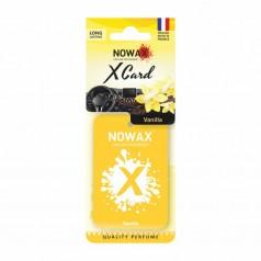 Ароматизатор на зеркало NOWAX X Card Vanilla (NX07536)