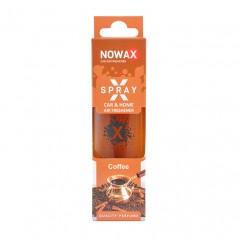 Ароматизатор Coffee 50мл с распылителем NOWAX X Spray (NX07596)