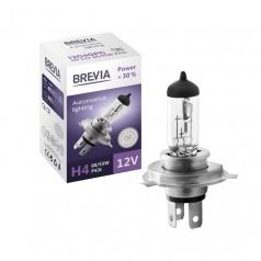 Галогеновая лампа BREVIA H4 POWER +30% 12040PC