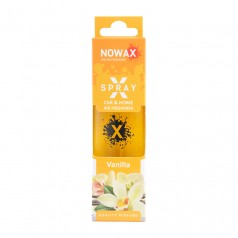 Ароматизатор Vanilla 50мл с распылителем NOWAX X Spray (NX07591)