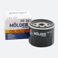 Фильтр масляный MOLDER OF361 (аналог WL7427/OC471/W79)