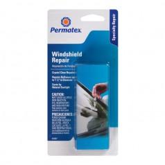 Комплект Permatex для ремонта ветрового стекла Bullseye Windshield Repair Kit (16067)
